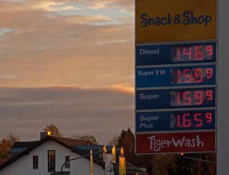 Tankfuchs vergleicht Benzinpreise