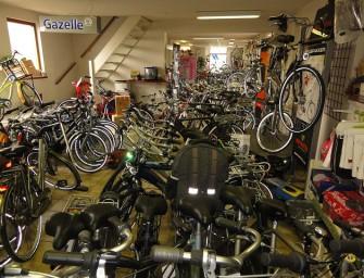 Fahrrad-App 1000 Bikes