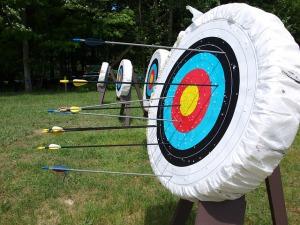 Archery Tournament - Bogenschießen Meisterschaft