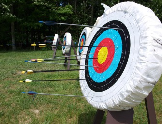 Bogenschießen Meisterschaft – Einmal Robin Hood sein