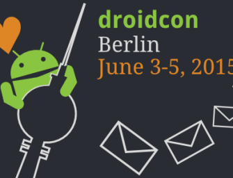 Call for Papers für die droidcon in Berlin
