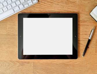 Huawei Honor T1 Tablet im Handel