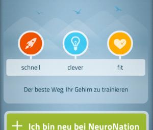 Gehirntraining mit NeuroNation im Praxistest