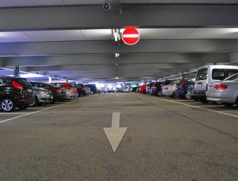 Parkpocket findet Parkplatz