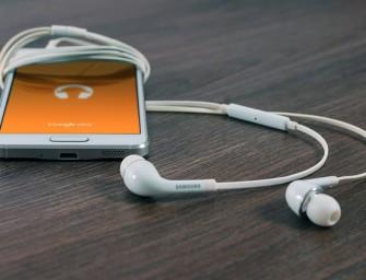 MixRadio auf Android-Smartphones