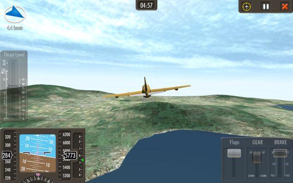 flugzeuge landen spiel