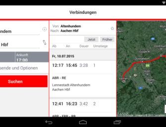 DB Navigator im Test