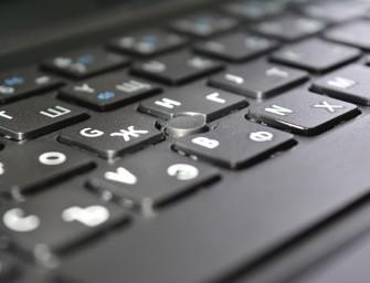 Logitech K480 Bluetooth-Tastatur