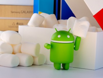 Marktanteil von Google Android 6 Marshmallow minimal