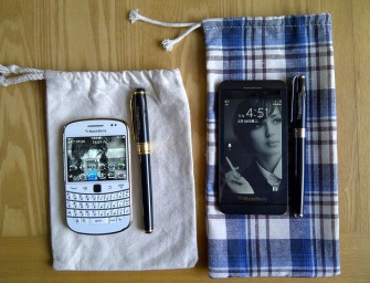 Blackberry verbucht sinkenden Smartphone-Absatz