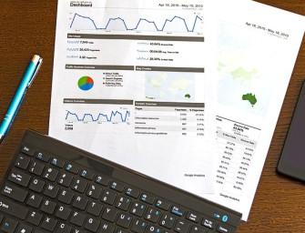 Google Analytics App in neuer Version