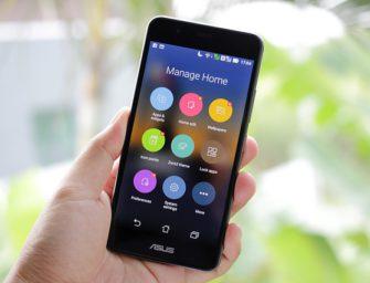 Asus ZenFone Zoom S Kamera-Smartphone vorgestellt