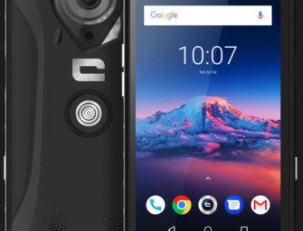 Crosscall Trekker-X4 Smartphone bietet Actioncam