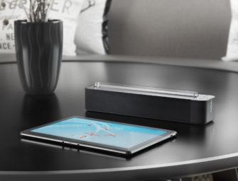 Neue Lenovo Smart Tab Tablets auf CES 2019 vorgestellt