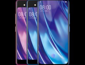 Vivo Nex Dual Screen Smartphone bietet zwei Displays