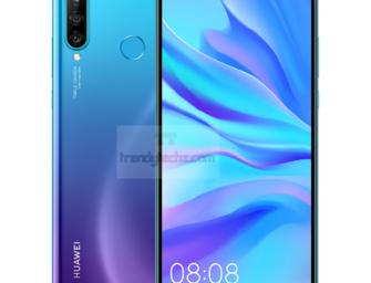 Neue Pressebilder zum Huawei Nova 4e aufgetaucht