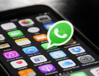 Automatische Medienspeicherung in WhatsApp unterbinden