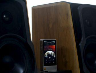 Hidizs AP200 Hifi Android Musikplayer