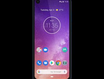 Motorola One Vision Smartphone erschienen