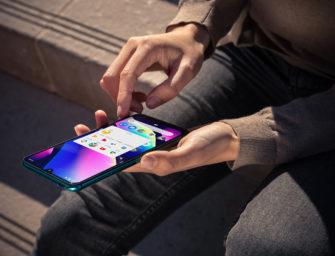 Wiko View3 Einsteiger-Smartphone im Handel